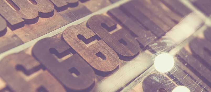 Pick up the Best Retro Font for Your Needs   Designbeep